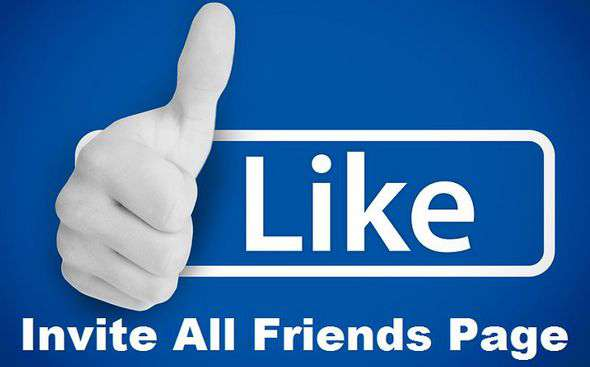 Facebook Friends To Like Facebook Page