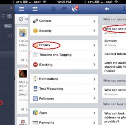 Delete Messages On Facebook Messenger