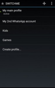 enable multiple user accounts