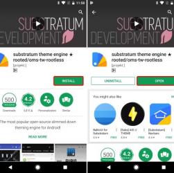 Substratum Themes On Android Oreo