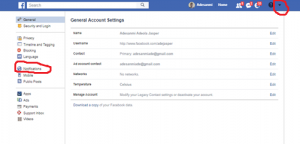 Turn Off Facebook Notifications