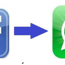 Share Facebook Post On WhatsApp