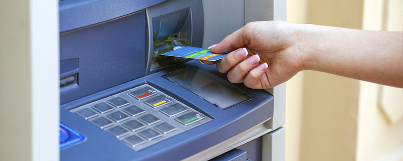 Locate ATM Machine Using Google Map