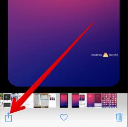 Hide Iphone X Notch