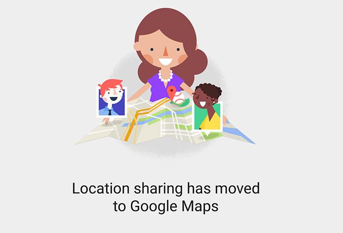 Share Location On Google Maps