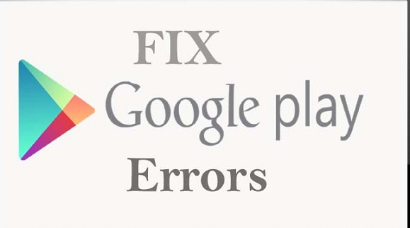 Fix Google Play Store Error