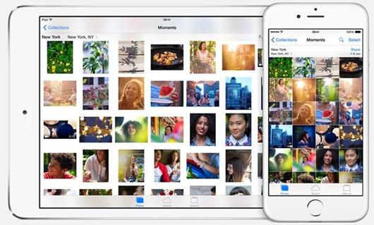 iPhone Photos to iCloud Storage
