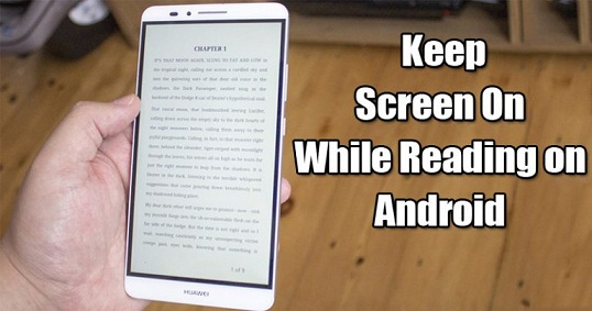 Android Phone Screen