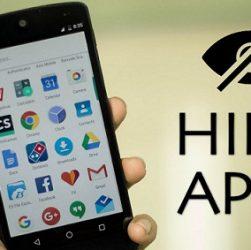 Hide Apps