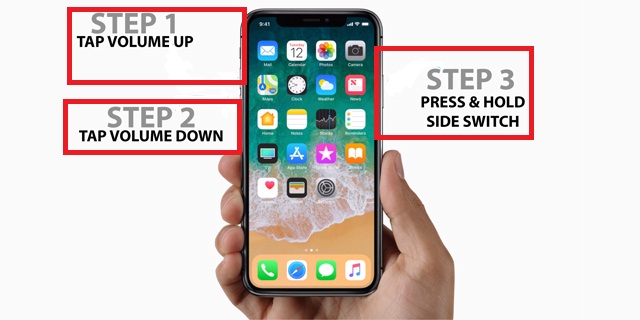 how to turn off iphone when frozen
