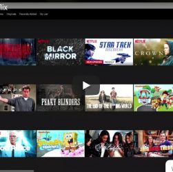 Cancel Netflix sunscription