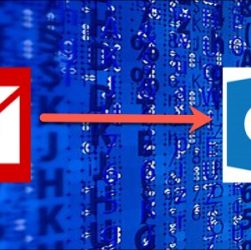Microsoft outlook with Gmail