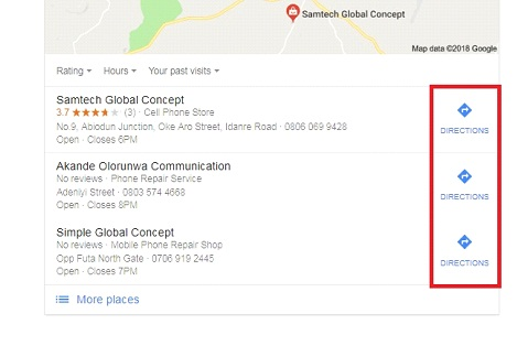 How to locate cell phone repair shop near me