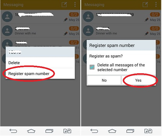 How to Block Text Messages on Android Devices