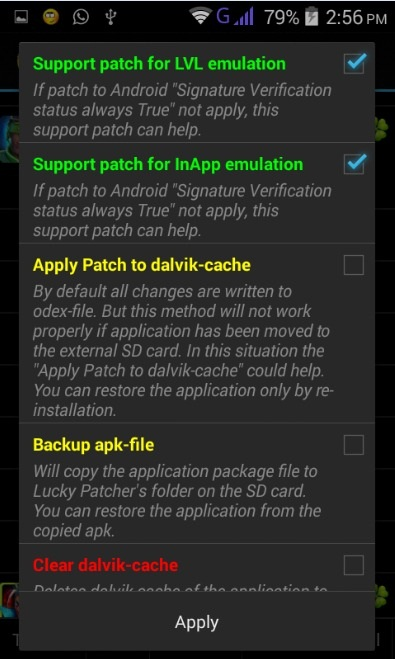 How to Hack In App Purchases With Lucky Patcher