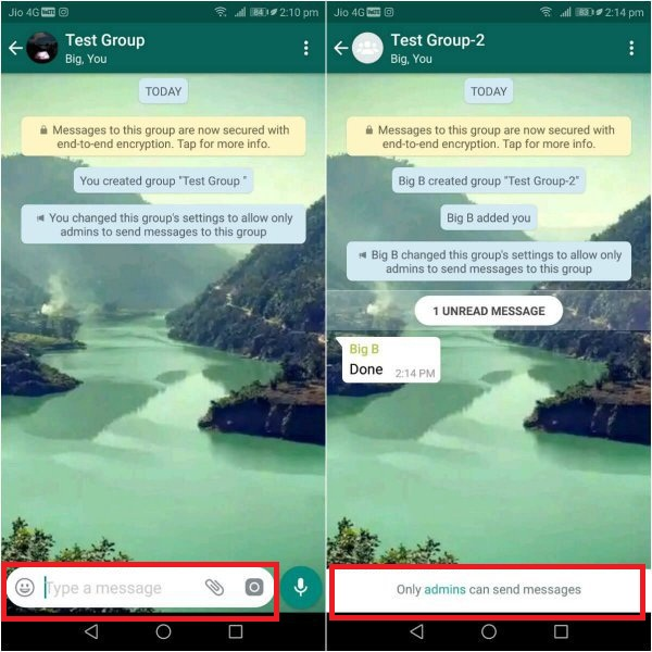 How to Restrict Group Members from Messaging in WhatsApp