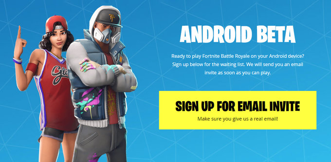How to Install Fortnite on Android Phone