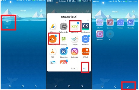 How to Hide apps on Tecno Spark KA7