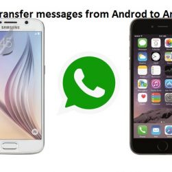 Transfer WhatsApp Messages from Android