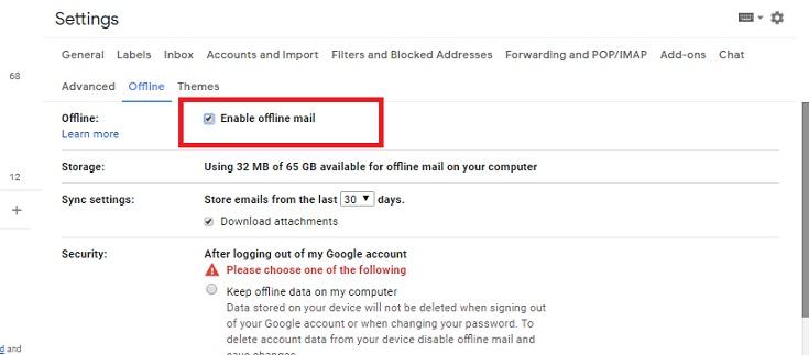 Google Shutting Down Gmail Offline Chrome App This December