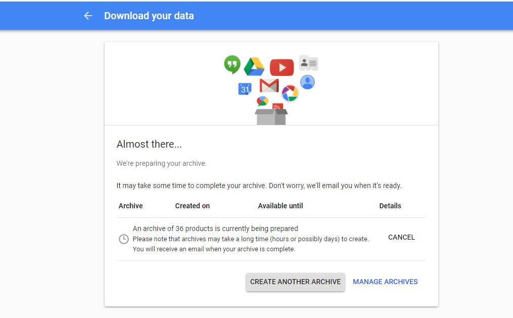 How to Explore What Google Knows About You