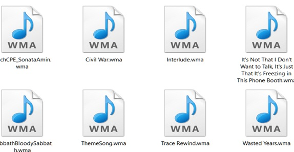 How to Open AWma File